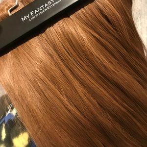 Bellami x kylie Kouture hair extensions